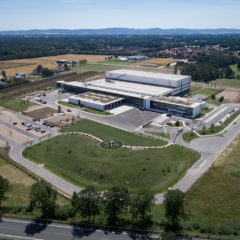 HARTING commissions new European Distribution Centre