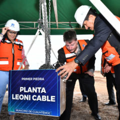 Leoni building new plant section for EC charging cables and high-voltage cables