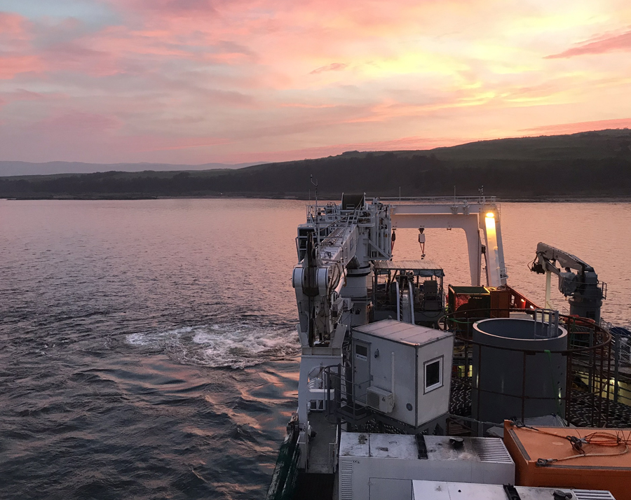 New subsea cable to Cumbrae up and running, with innovative technology set to be installed