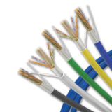 Smallest-diameter Category 6A Cable from Belden designed for smart building applications