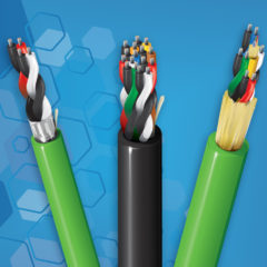 New Digital Electricity™ Cable from Belden sends high power levels over long distances