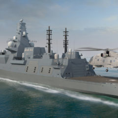 Leviton selected to supply cables for new Type 26 Frigates
