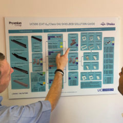 New Draka UC-Connect structured cabling solution guides for quick & simple reference