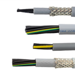 Heilind Electronics expands industrial cable selection with Alpha Wire's Pro-Met Metric VDE control cables