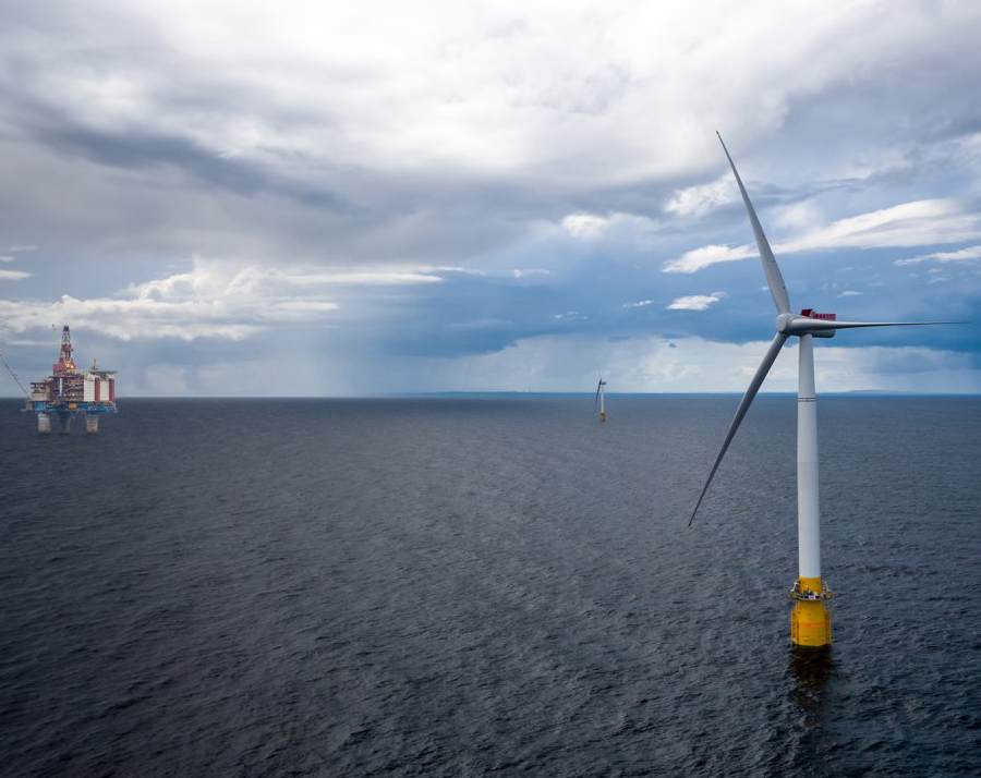 Equinor awards Hywind Tampen contracts