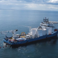 NKT completes the HVDC power cable system for Scottish Caithness-Moray link