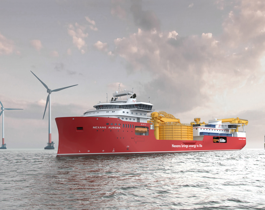 Nexans secures contract to supply power export cables for Seagreen offshore windfarm project