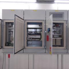 Rittal supplies bespoke panels for critical controls