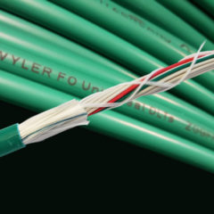 FO Universal DLTS cables with improved fire performance