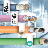 How chainflex cables are tested for a 36-month guarantee