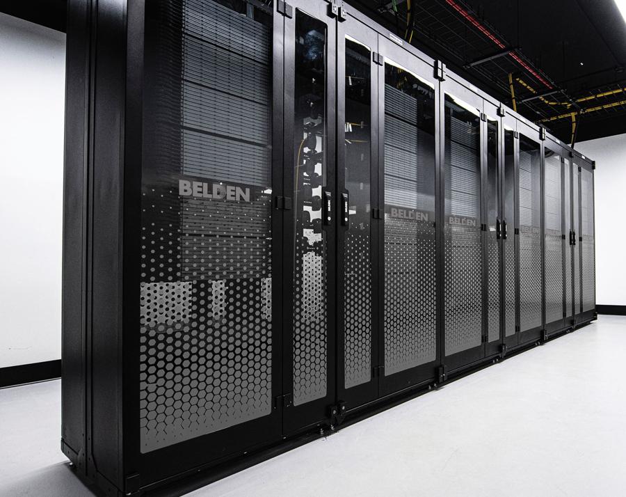 New DCX Optical Distribution Frame from Belden optimizes fiber infrastructure ROI