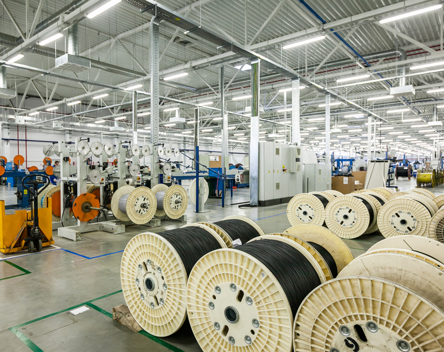 New white paper from Cimteq: CableMES, the smart choice for wire and cable manufacturers