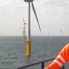 Nexans contributes to France's energy transition by connecting Saint Brieuc offshore wind farm