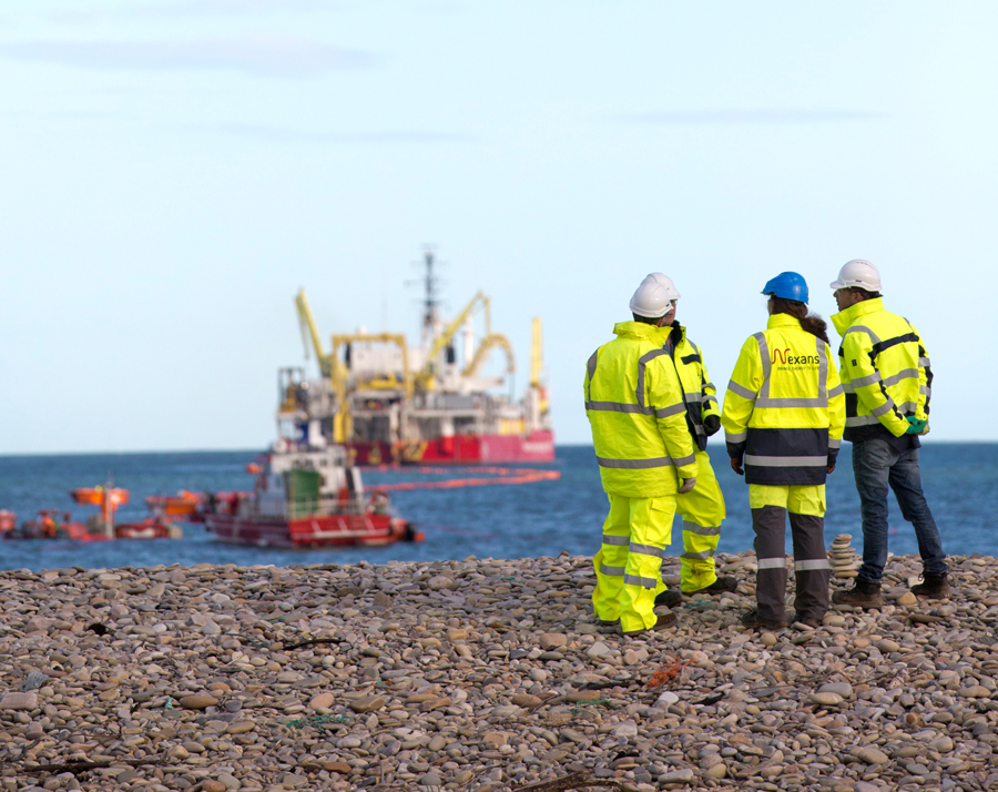 Nexans is preferred power export cable supplier for the Seagreen offshore wind farm project