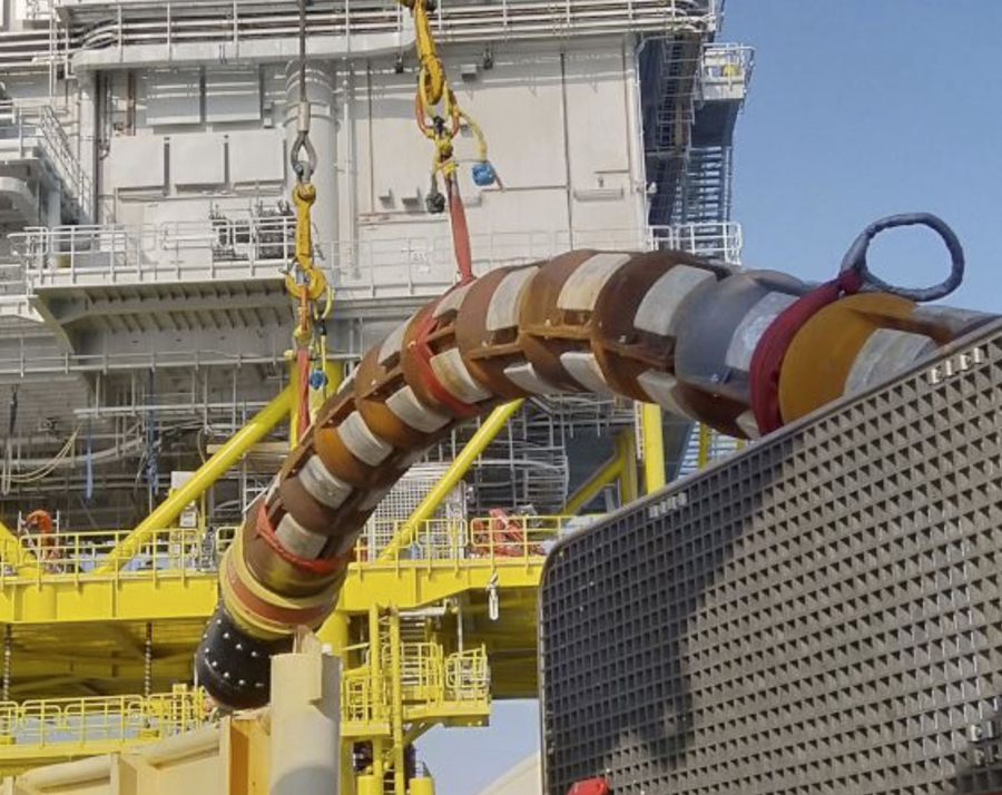 Van Oord / Cablel awards First Subsea Cable Protection System