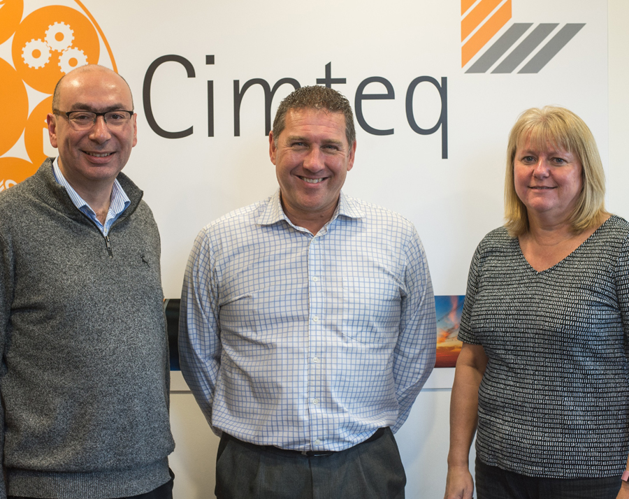 Cimteq Executive Board strengthened by appointment of new CEO