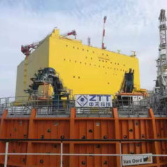 ZTT successfully completes TENNET EPC project