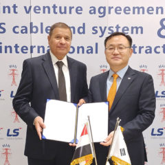 LS C & S enters African market through JV in Egypt
