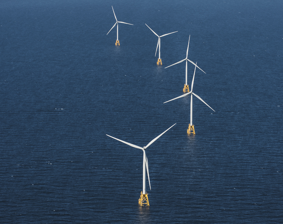 Nexans, Eversource and Ørsted sign Framework Agreement for North American Offshore Wind Farm development