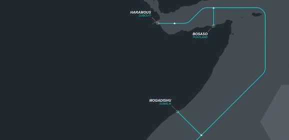 Djibouti Telecom, Somtel, Telkom Kenya and SubCom complete manufacturing aspects of DARE1 submarine cable