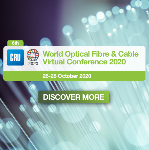 World Optical Fibre & Cable Virtual Conference 2020