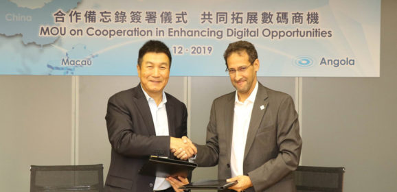 Angola Cables and CTM enter into MOU to advance digital opportunities