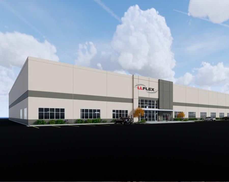 LLFlex new North Carolina Manufacturing Facility