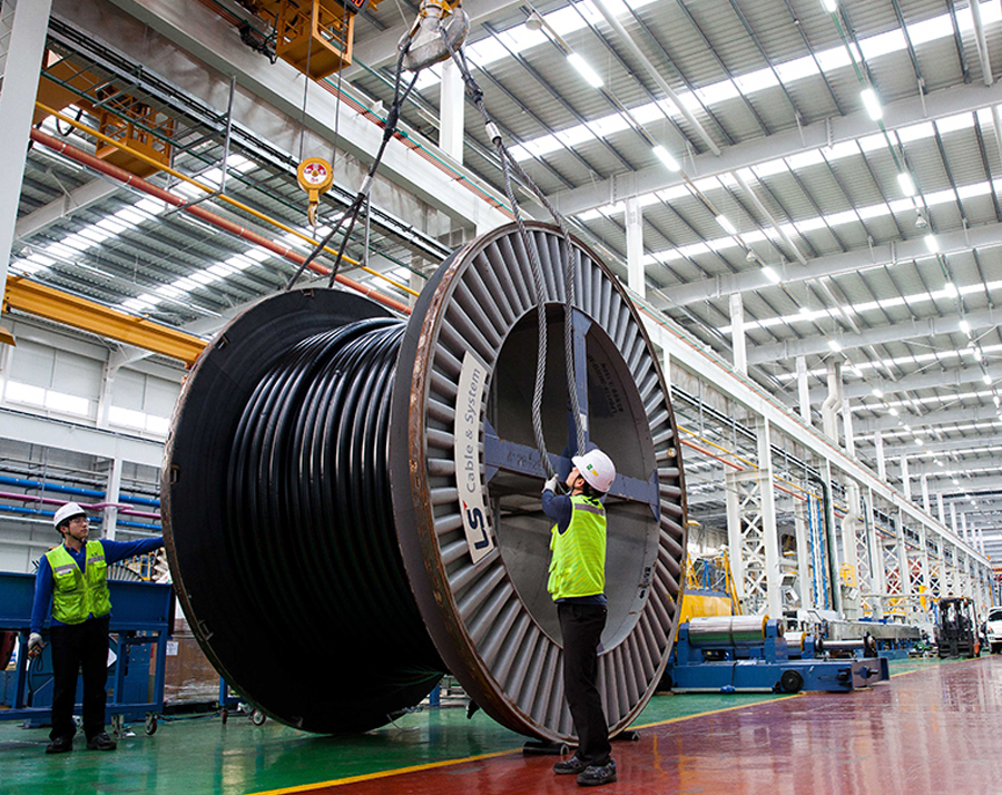 LS Cable & System enters HVDC cable contract