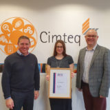 Cimteq achieves Silver Award in Investors in People
