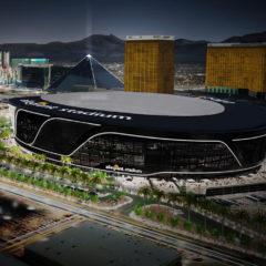 CommScope fiber is backbone of Allegiant Stadium