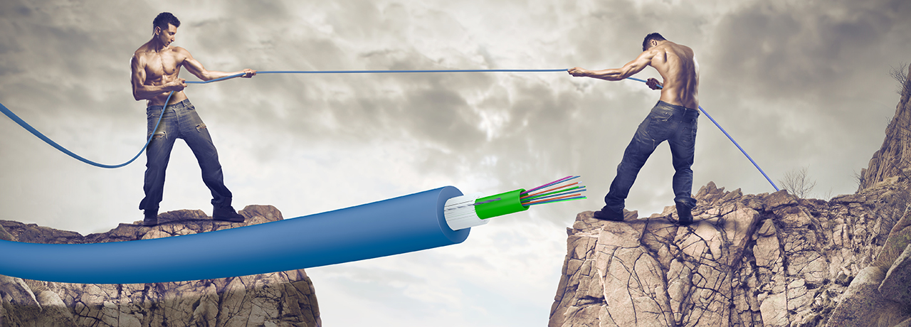 Draka strengthens UC Connect system by launching smallest OD 2- 24 fibre central tube cables in market