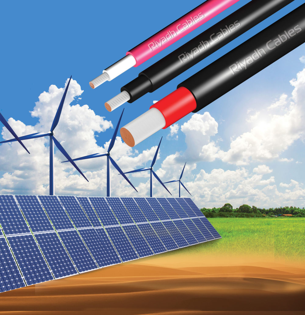 Riyadh Cables goes green with new Solar Cable range