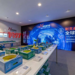 Nexans donates wires and cables valued at 1.08 million yuan to support city of Suzhou