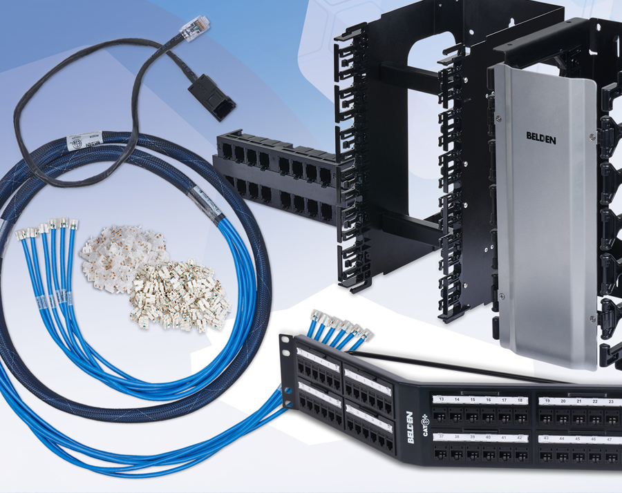 Belden launches REVConnect Systems