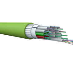 Draka fibre portfolio upgraded with Cca and B2ca stranded loose tubes cables up to 432 fibres