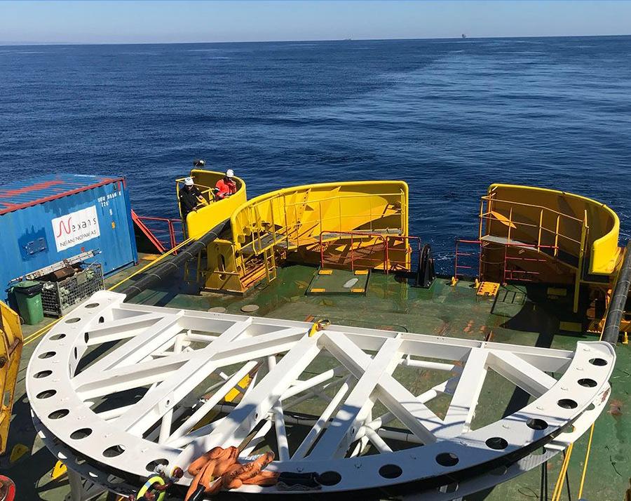 Nexans completes repair of Malta-Sicily subsea interconnector
