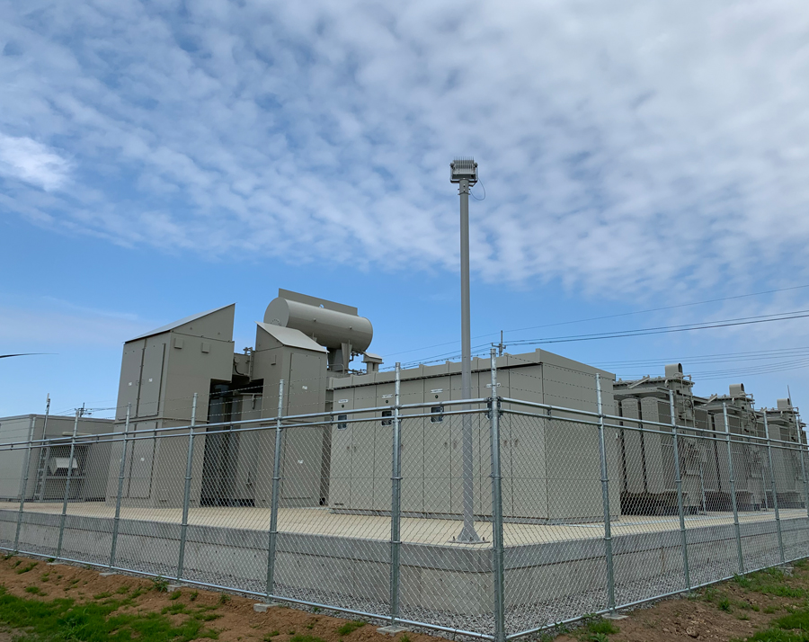 "Sumitomo Electric completes construction of Japan's largest wind farm ""Wind Farm Tsugaru"""