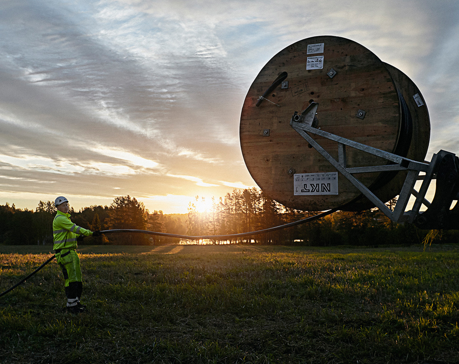 NKT wins order to connect large Danish solar farm to the power grid