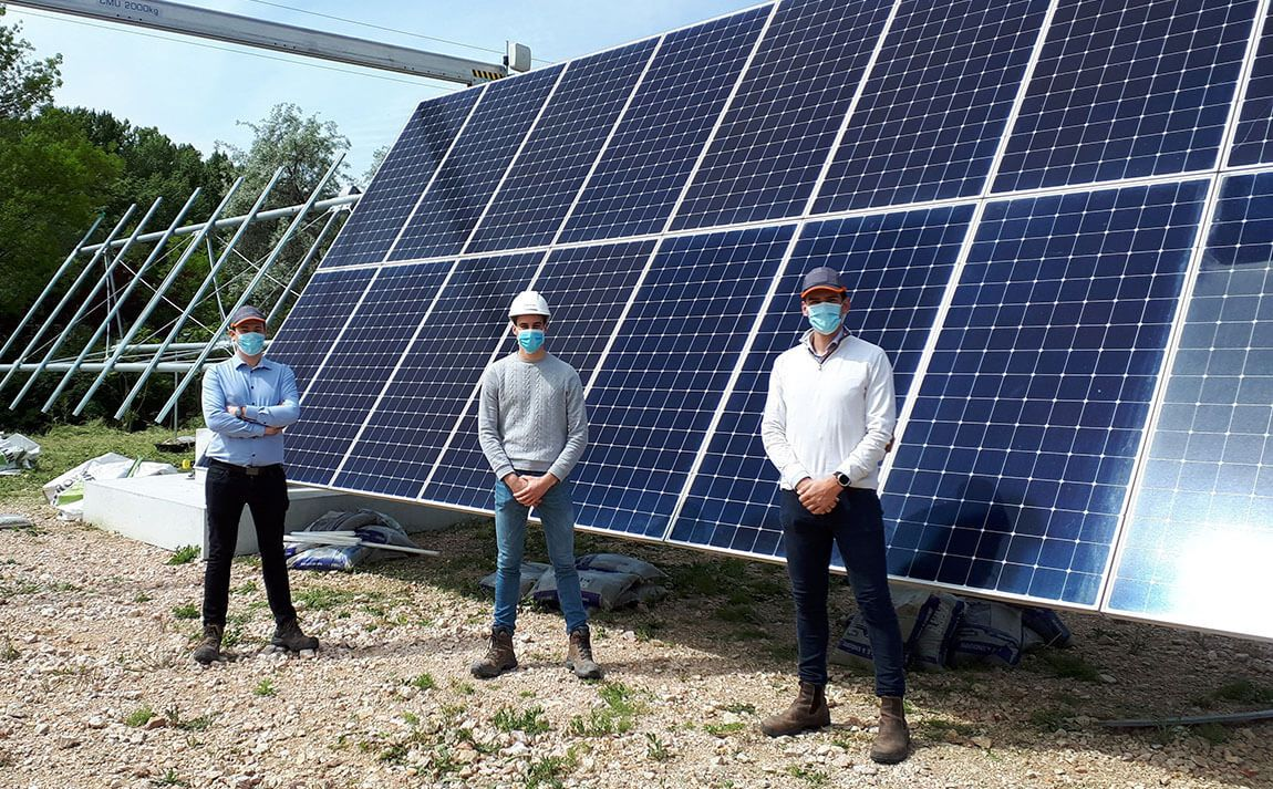 Nexans Solar Technologies signs first KEYLIOS® Solar Trackers contract for Reden