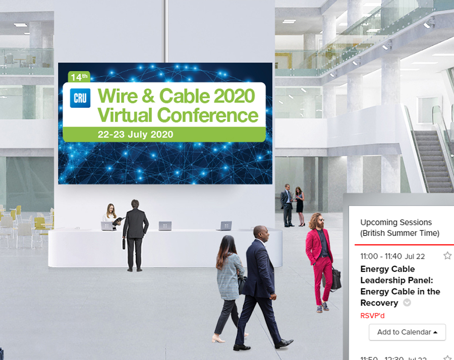 Cimteq takes the stage at CRU Wire and Cable 2020