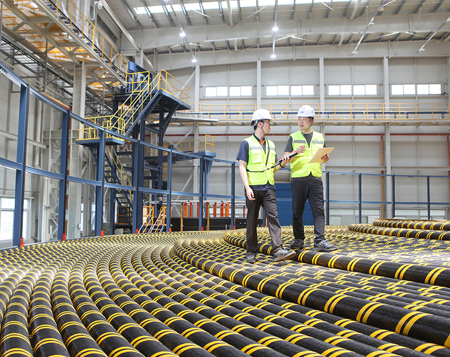 LS Cable & System ships first submarine cables bound for Taiwan