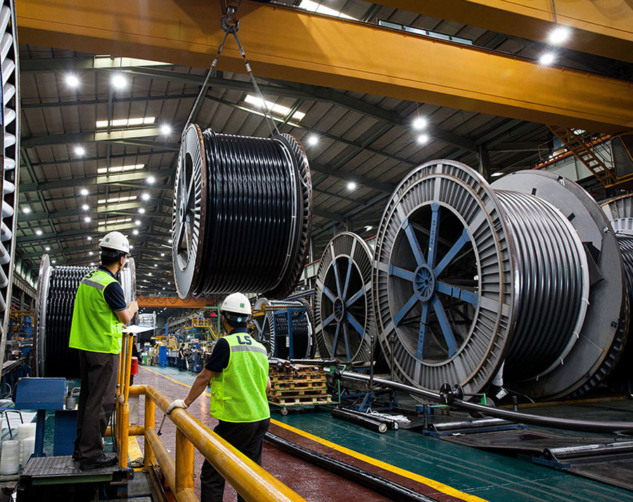 LS C&S wins contract for power cables worth KRW 100 billion from Singapore
