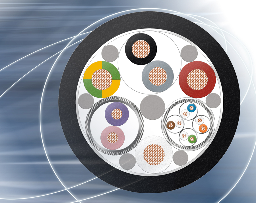Leoni with new DC cable family for more efficient production