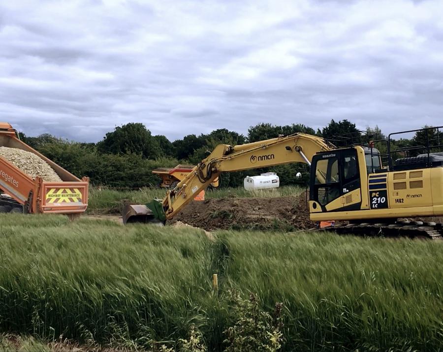 National Grid starts construction on Viking Link