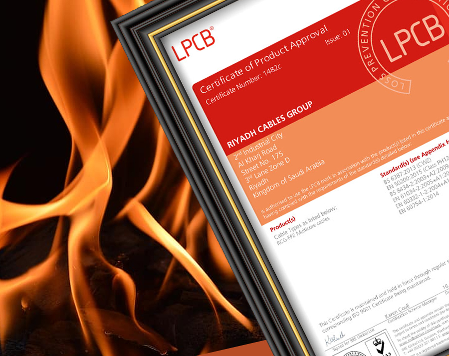 Riyadh Cables launches new fire alarm cables