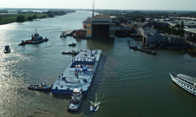 NKT invests in power cable transportation and logistics to support growing offshore wind market
