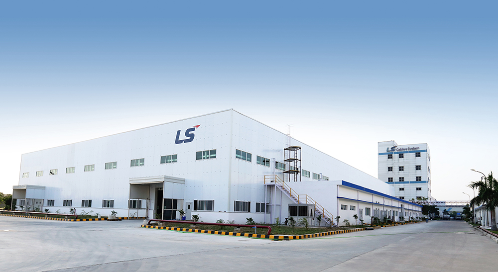 LS Cable & System completes 5G component plant in India