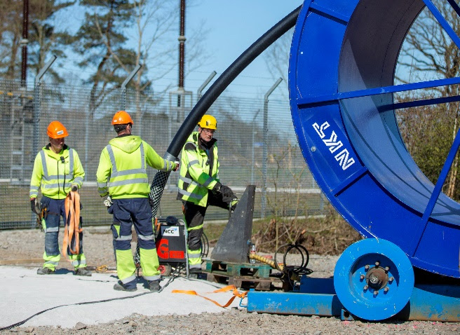 NKT completes upgrade of high-voltage power link connecting Denmark and Sweden