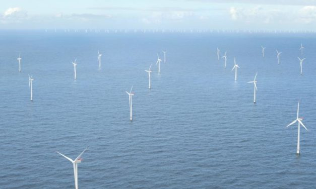 NKT is preferred turnkey supplier for high-voltage offshore wind farm project
