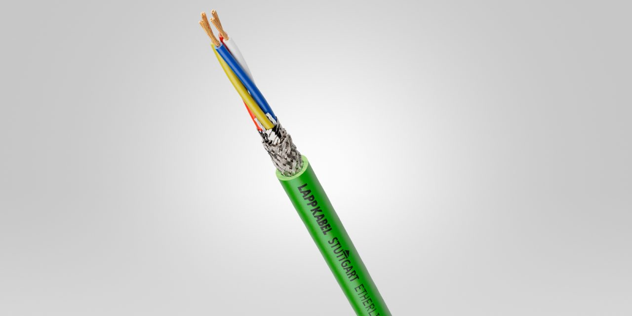 First type R robot cable from LAPP